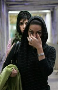 (AFP) The wearing of the veil is obligatory for all women in Iran.