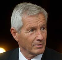 Secretary General Thorbjørn Jagland , Europe
