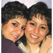 Nava Kholousi  and  Nika Kholousi.