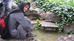 An undated photograph of Shadan Shirazi, taken from one of the more than two dozen Persian-language websites that told of her exclusion from university after scoring highly on the national entrance examination.