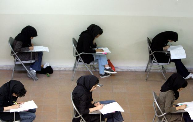 Universities are open to young women in Iran, but not if they are Bahai