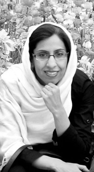 Nasim Bagheri, who taught psychology at BIHE, was arrested for her involvement in the institute and is currently in prison in Iran. (Niknaz Aftahi)
