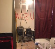 A home in Troutdale was recently vandalized and heavily damaged. (KOIN)