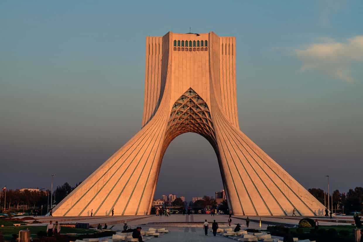 After Azadi: Man Behind Iran\u0027s Freedom Tower on How His Life ...