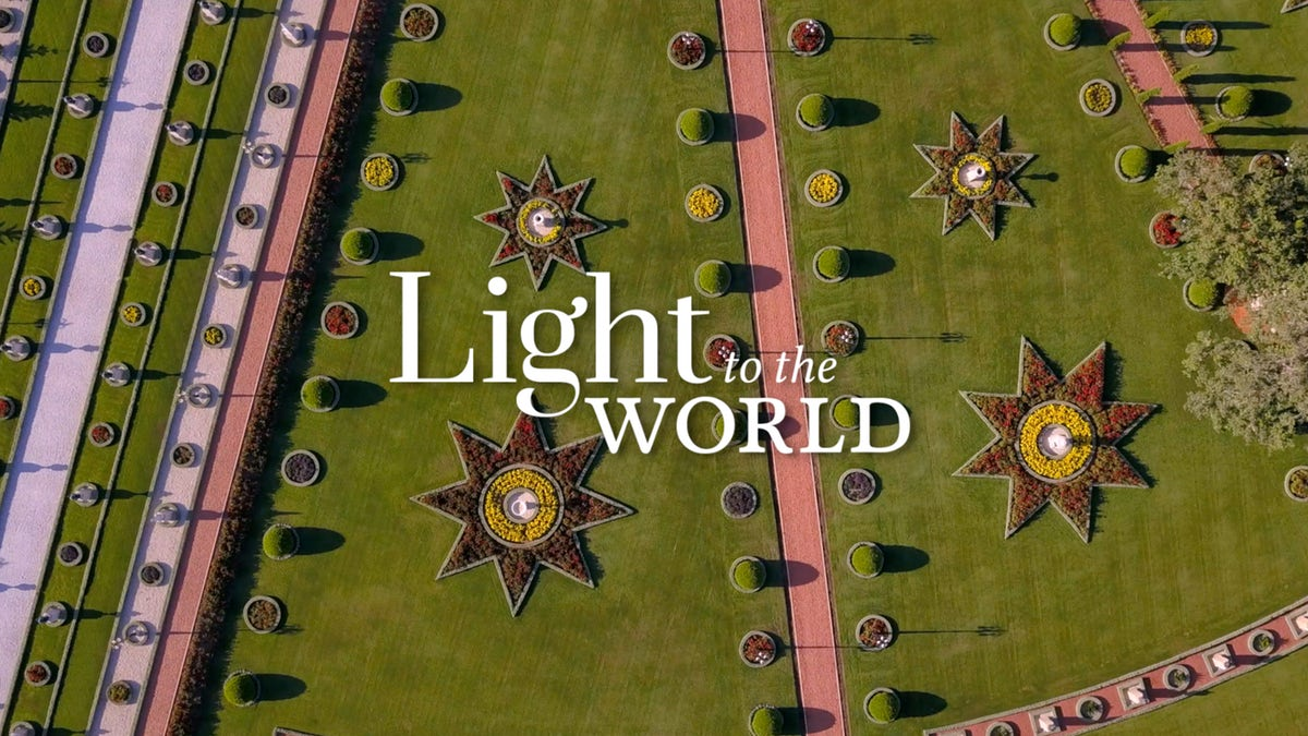 """Light to the World,"" a film about the life and teachings of Baha'u'llah, was released today on bicentenary.bahai.org."