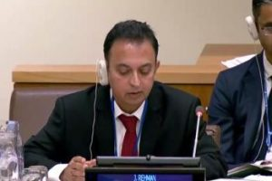 UN Special Rapporteur on the Situation of Human Rights in Iran, Javaid Rehman