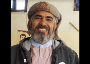 On 22 March an appeals court in Sana'a, Yemen upheld a religiously-motivated death sentence against Mr. Haydara who has been imprisoned since 2013.