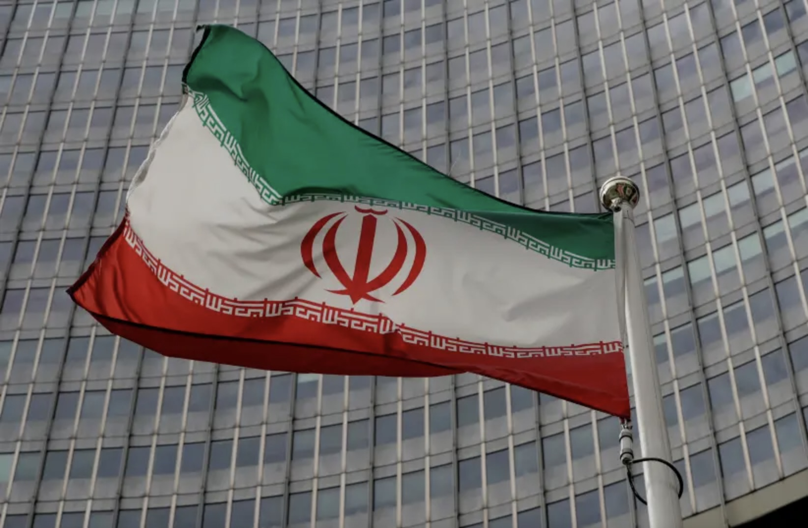 plane crash at the Boryspil… REUTERS 19/01/2020 12:16 IRAN-NUCLEAR/IAEA FILE PHOTO: An Iranian flag flutters in front of the IAEA headquarters in Vienna REUTERS Link copied to clipboard. (internationalbox) FILE PHOTO: An Iranian flag flutters in front of the IAEA headquarters in Vienna 19/01/2020 12