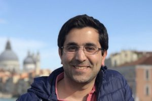 Igan Shahidi a Ph.D. student at the University of Cambridge and Baha'i activist.