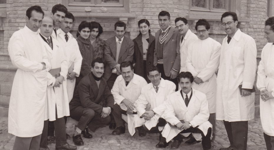 """Sirous dropped out of school at the age of 17 to support his family. His classmates called him a """"Baha'i dog"""" but his love for education took him to medical school in Tabriz."""