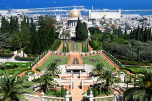 The Baha'i World Center in Haifa, Israel. PHOTO: GETTY IMAGES/ISTOCKPHOTO