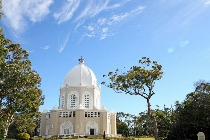 Baha'is are estimated to number six million worldwide, including 20,000 in Australia.(Supplied: Australian Baha'i community)