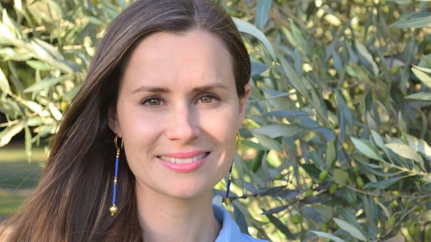 Australian academic Kylie Moore-Gilbert is among those speaking out in support of Baha'is. Source: Supplied